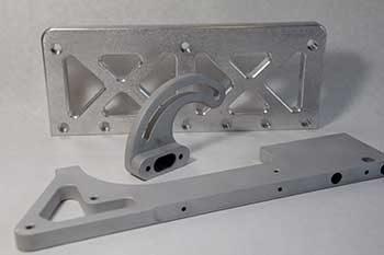 aluminum milled blocks