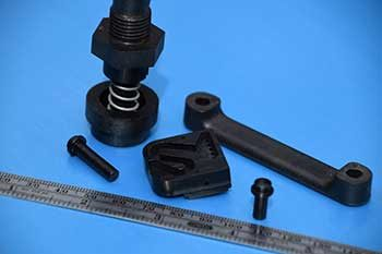 plastic milling